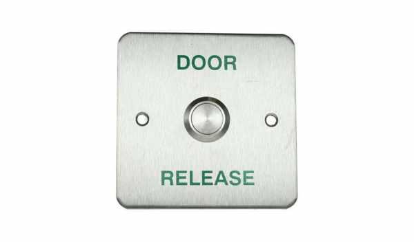 Heavy Duty Press to Exit Door Release Borer Fingerprint Access Control
