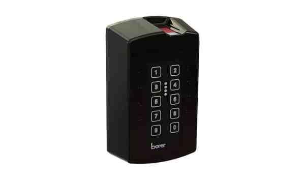 Biometric on DESFire Card Reader FUSION Borer Fingerprint Access Control