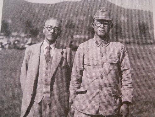 Shigeru Mizuki e seu pai