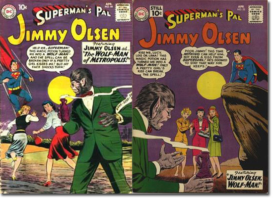 superman jimmy olsen