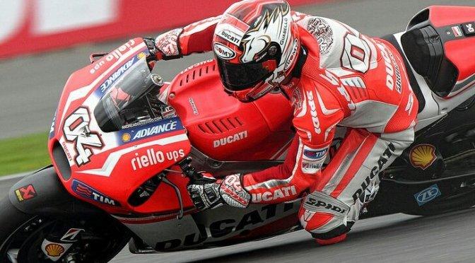 Dovizioso wins Malaysian Moto GP