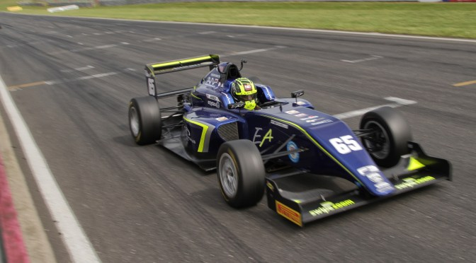 Carlin's Enaam Ahmed, future star wins 2017 BRDC British Formula 3 Championship