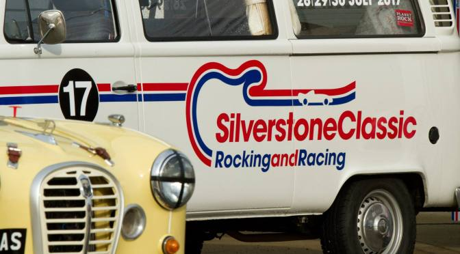 Look ahead to this years Silverstone Classic