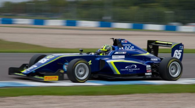 BRDC Formula 3 season closer at Donington