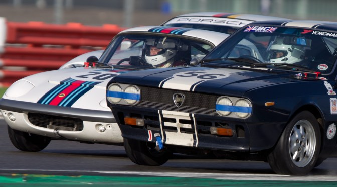 Historic Sports Car Club Silverstone Finals