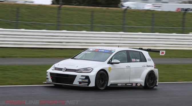 Daniel Lloyd takes double win in first TCR UK round at Silverstone