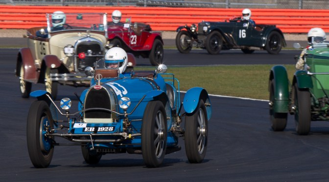 The VSCC's Pomeroy Trophy returns to Silverstone this weekend