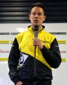 Dunlops Ben Crawley
