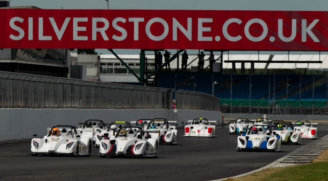 MSVR Club Car Championships at Silverstone