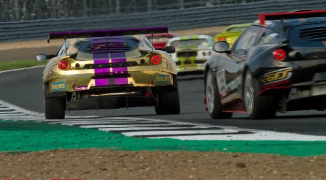 International GT Open Silverstone