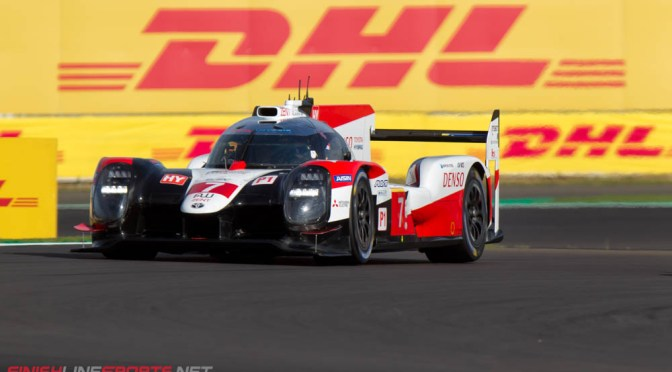 Toyota takes win at 2019/2020 WEC Season opener.