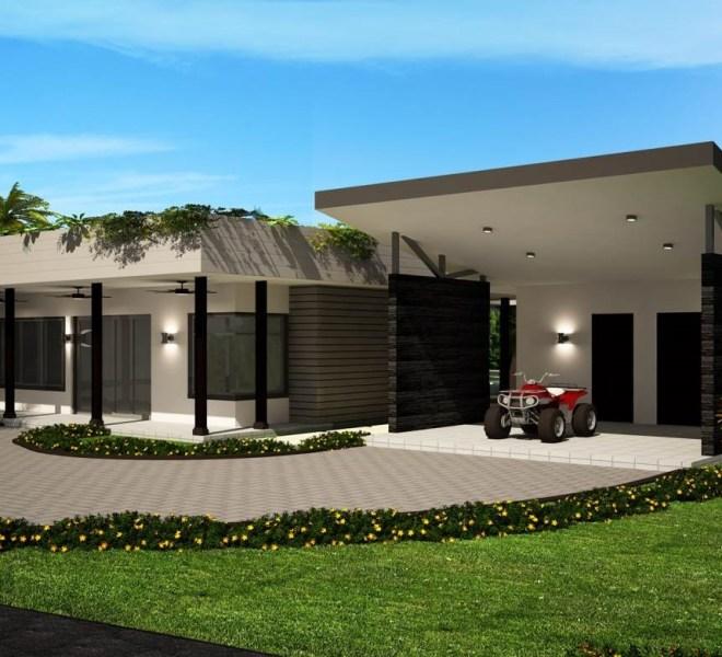 Costa Rica Homes for Sale   Beach House   Dos Vistas