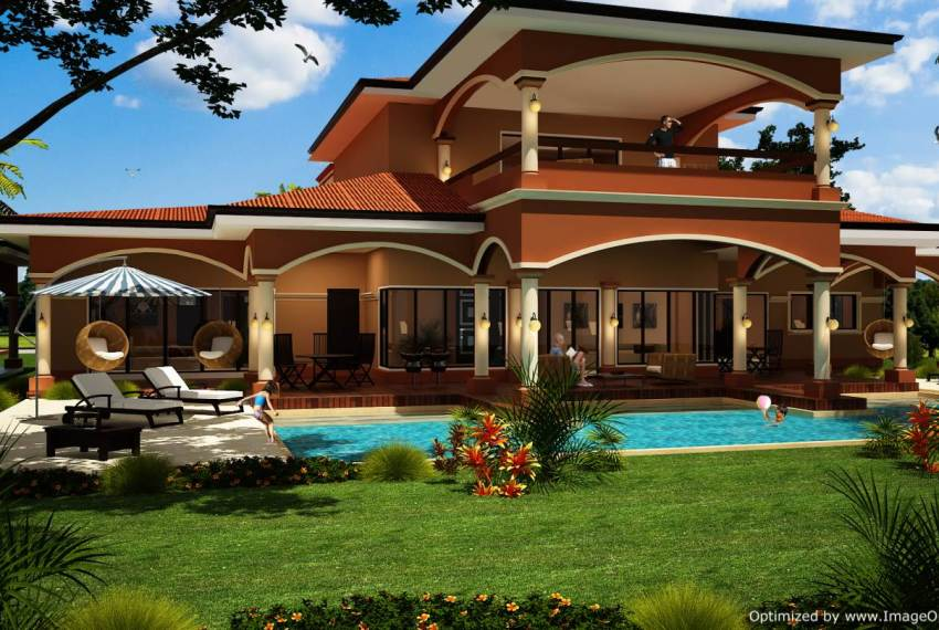 Hacienda Pharaoh for a home investment