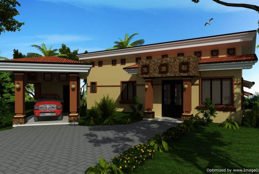 Casa Ranchero family home