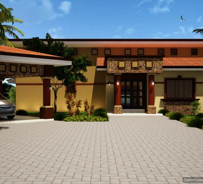 Costa Rica Homes for Sale | Double Family Home | Casa Ranchero