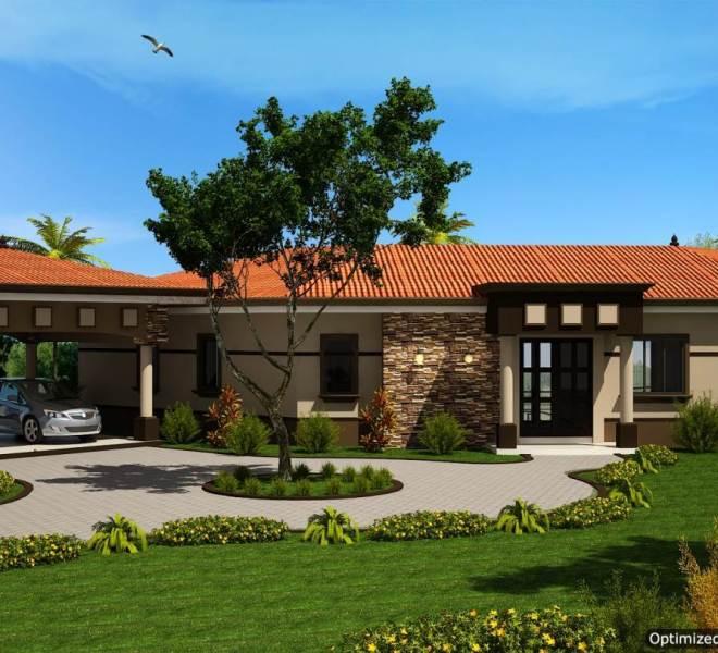 Costa Rica Homes for Sale | Walkout Basement | Casa Sol