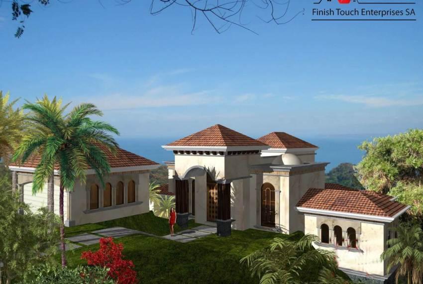 Casa Sorento Mountain Home Frontal