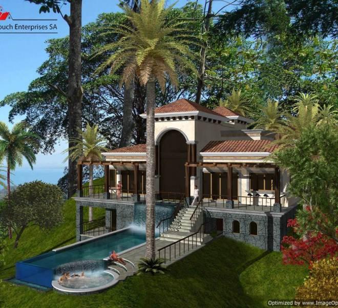 Costa Rica Homes for Sale | Mountain Home | Casa Sorento