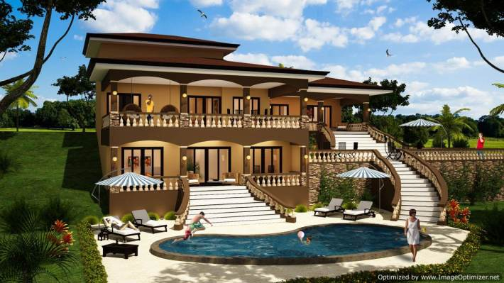 Costa Rica Houses for Sale: Building a Home with Finish Touch