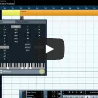 Chord Track video