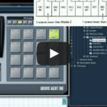 Recreating an old drum machine in Groove Agent