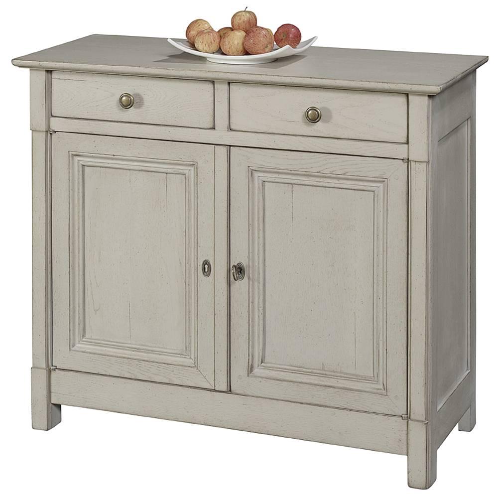 meuble d entree 2 portes 2 tiroirs en
