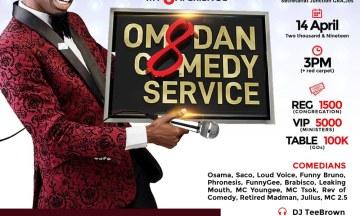 Omodan Comedy Service 8