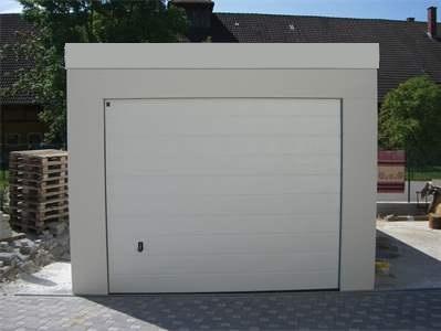 Bild Hohe Garage