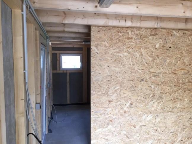 Fink Garage innen ohne Innenausbau