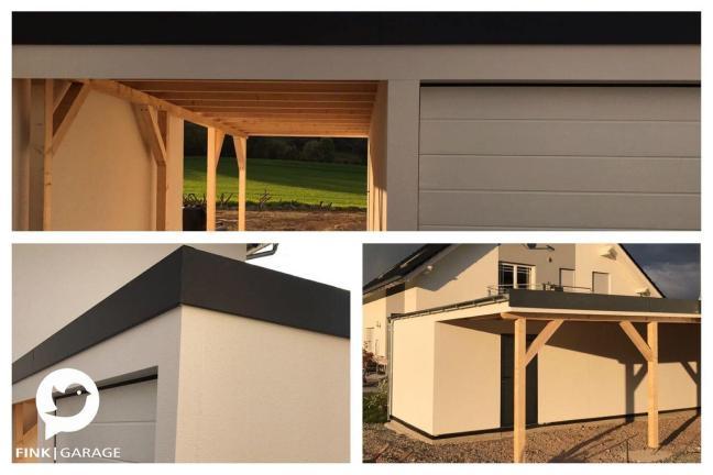 Fink Garage Dautphetal - Collage