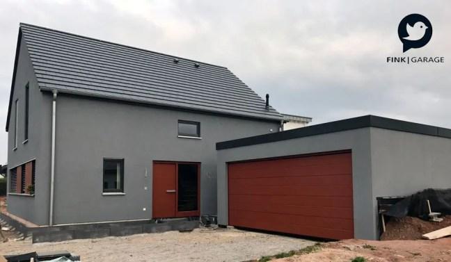 Fink Garage Weilerbach Vorderansicht