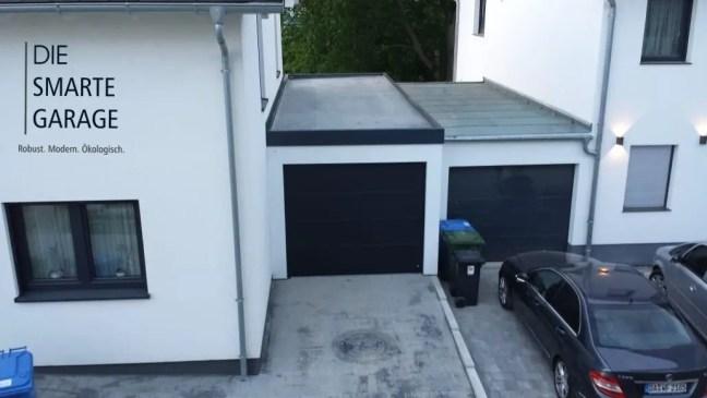 Fink Garage / Groß-Umstadt / Hessen - 3x9 Lückenbebauung