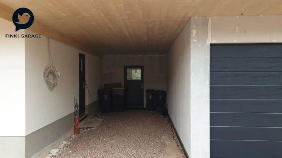 3-Schichtplatte Carport Unterseite