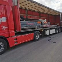 Fink Garage Wilsdruff bei Dresden Anlieferung