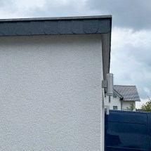 Fink Garage Holzständerbauweise Bausatz Attika