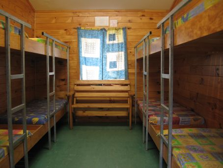 Accommodation Finlay Park Adventure Camp