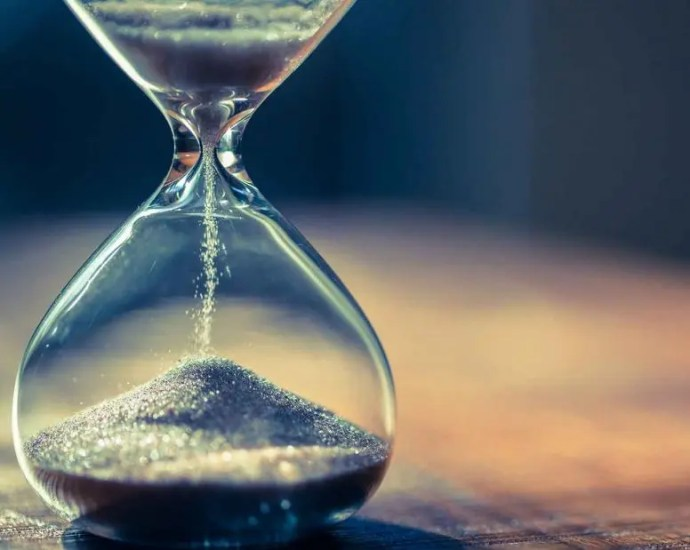 Patience - Time in the market rather than timing the market!