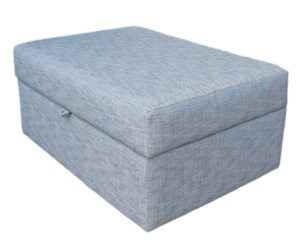 Storage Island Varadi Plain Nordic Blue silver collection