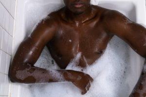 solo bubble bath