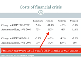 Nordic Banking Stronger but Risks Remain
