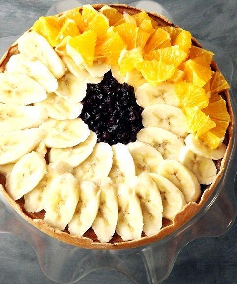 bananos torta