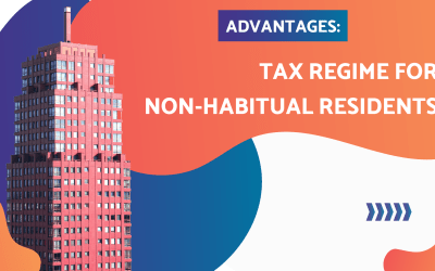 Advantages: Tax regime for non-habitual residents