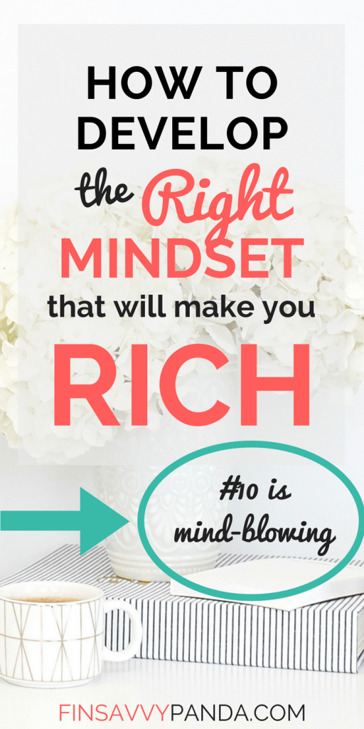 rich mindset how to / millionaire mindset / how to become rich / how rich people think / money tips