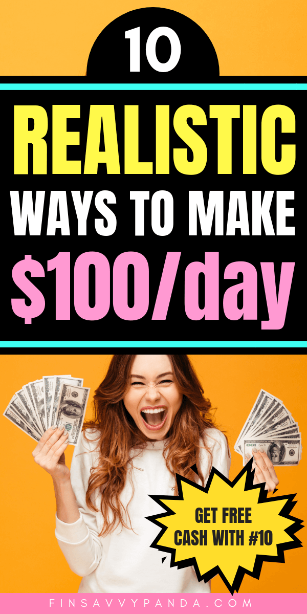 Easy ways to make extra money on the side