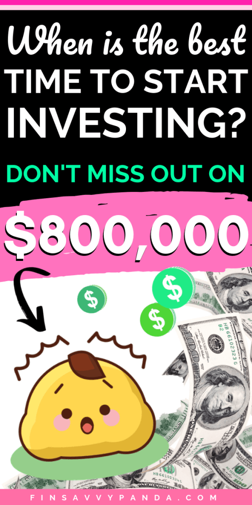 When to start investing for beginners