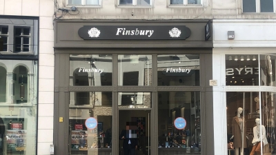 magasin finsbury brussels uccle