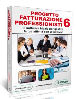 PROGETTO FATTURAZIONE PROFESSIONISTI 6