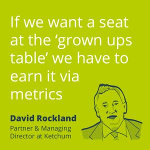 PR Quote David Rockland.