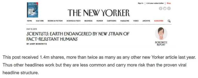 Andy Borowitz The New Yorker