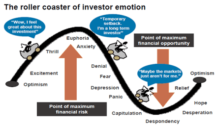 Investor Emotions - behavioral finance